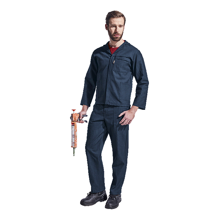 Barron Budget 100% Cotton Conti Suit – Royal (Copy)