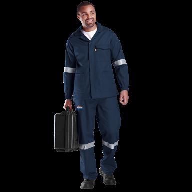 Barron D59 Flame and Acid Retardant Conti Suit