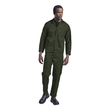Barron Acid Resistant Poly Cotton Conti Suit