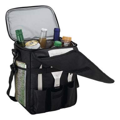 Cooler and BBQ Set