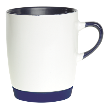 Ceramic Mug with Matching Base
