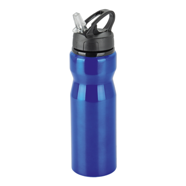 750ml Aluminium Water Bottle with Carry Handle