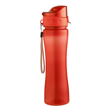 500ml Colourful Flip Top Water Bottle