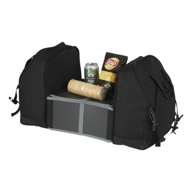 Picnic Carry Bag with Expandable Work Station