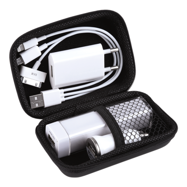 Power Bank Travel Kit