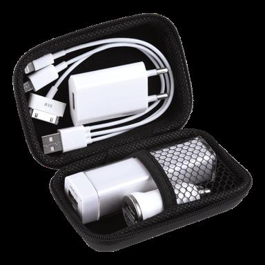 Power Bank Travel Kit