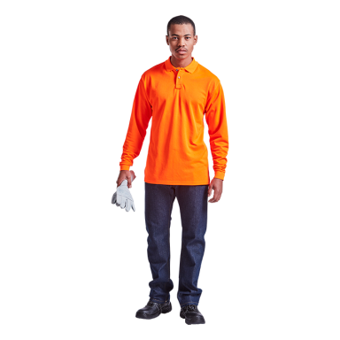 Tactical Long Sleeve Golfer