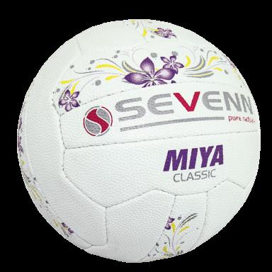 Sevenn Miya Classic V2 Netball Ball