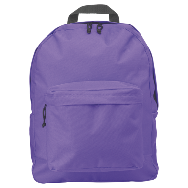 Arched Front Pocket Backpack