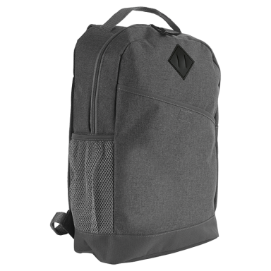 Melange Poly Canvas Backpack