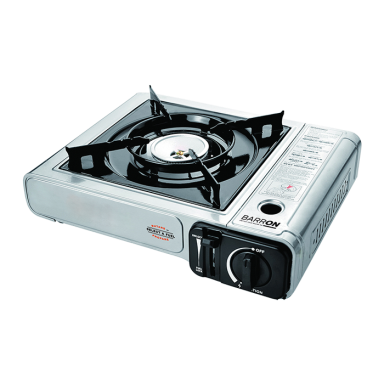 Portable Dual Fuel Gas Stove