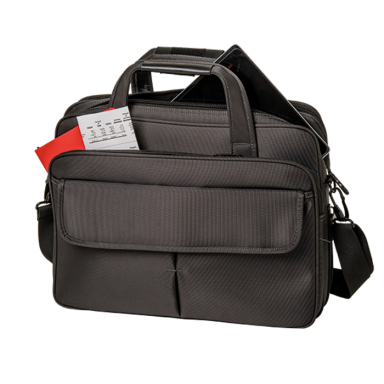 Exclusive Expandable Laptop Bag