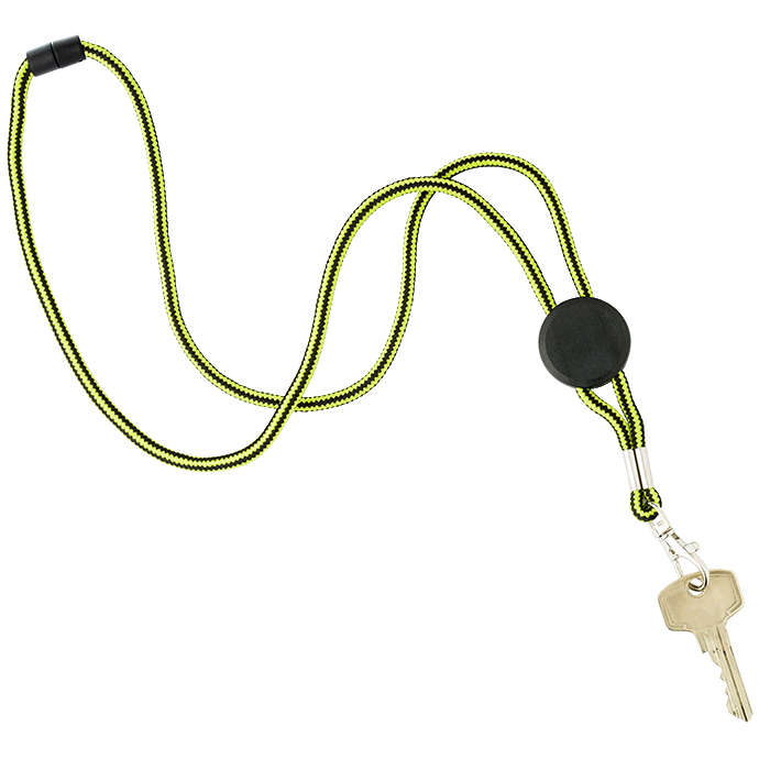 Nylon Lanyard with Metal Hook