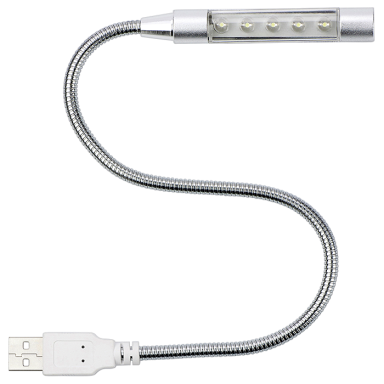 Flexible USB Computer Light