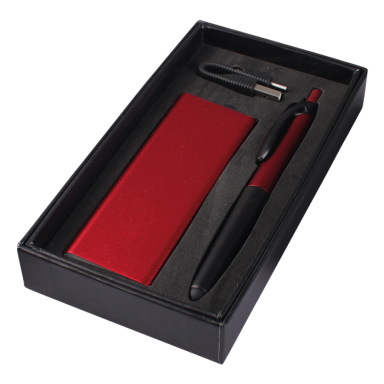 Powerbank and Stylus Pen Gift Set