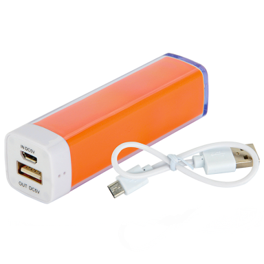Plastic 2200 mAh Powerbank
