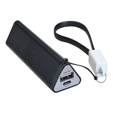 Triangular Suction 2200 mAh Powerbank
