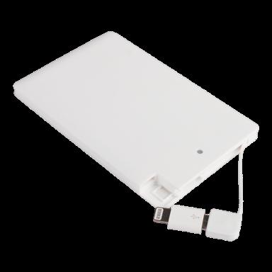 Card Style Powerbank - 2200 mAh