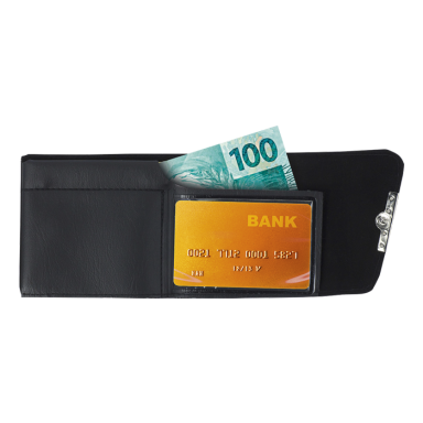 PVC Pinch Wallet