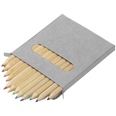 Coloured Pencils - Set of 12