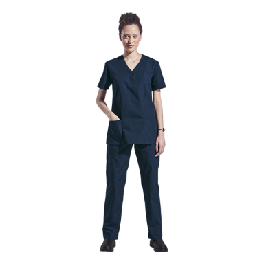 Ladies Core Scrub Top