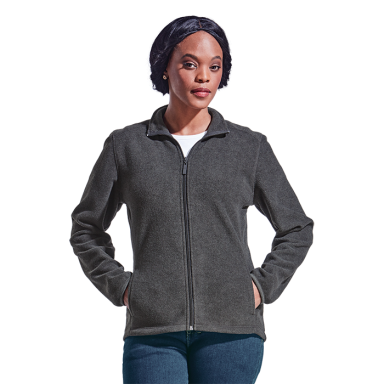 Ladies Hybrid Fleece