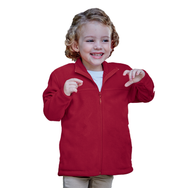 Kiddies Hybrid Fleece