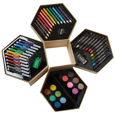 56 Piece Art Set