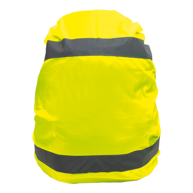 Neon Safety Backpack Cover