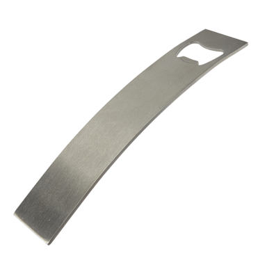 Arched Shape Stainless Steel Bottle Opener