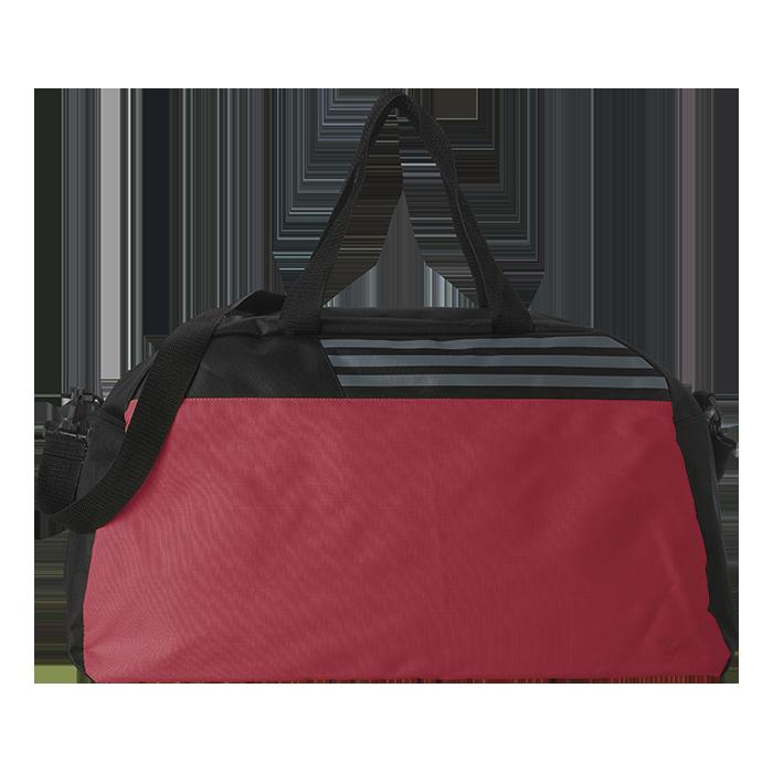 Sports Bag with Grey Stripes