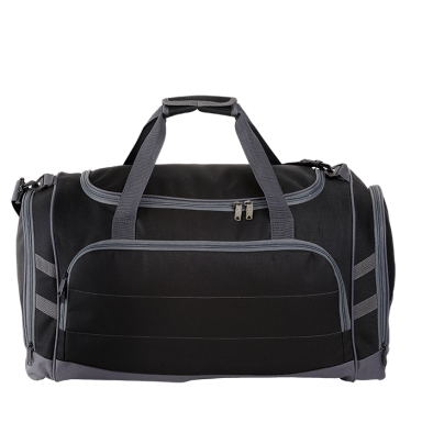 Three Front Panelled Sports Bag