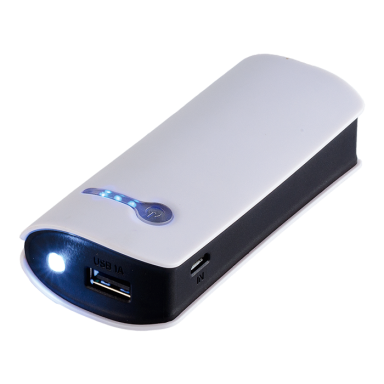 Powerbank with Torch - 4000 mAh