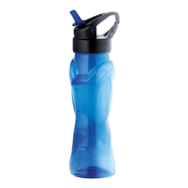 570ml Curved Body Water Bottle