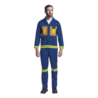 Hi-Vis Construction Conti Suit