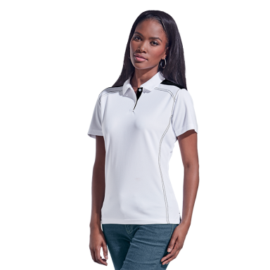 Ladies Crest Golfer