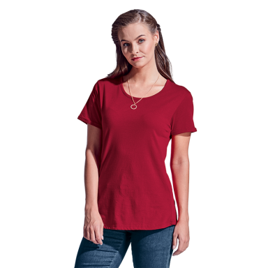Ladies 145g Barron Crew Neck T-Shirt