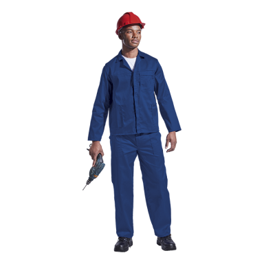 Contract Poly Cotton Conti Suit