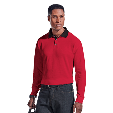 Archer Long Sleeve Golfer