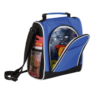 Lunch Cooler With Shoulder Strap