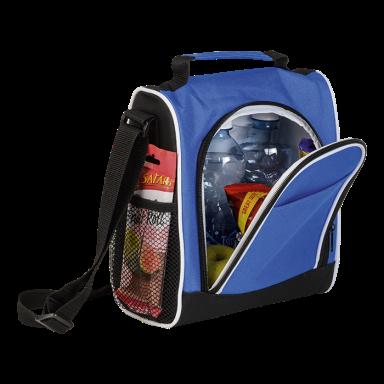 Lunch Cooler With Shoulder Strap