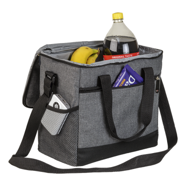 Venture Melange Cooler With Front Pocket