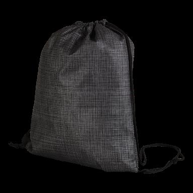 Melange Drawstring Bag - Non-Woven