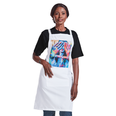 Sublimated Full Length Apron