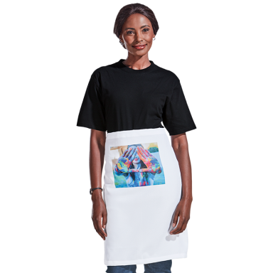 Sublimated Waist Apron