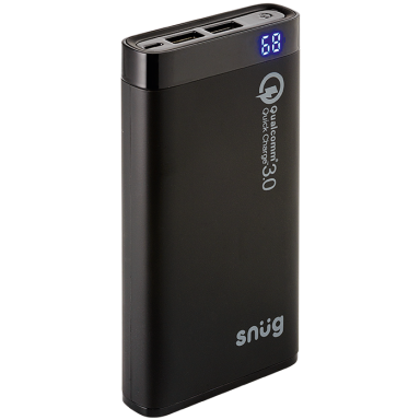 Snug Quick Charge 3.0 Power Bank - 15000 mAh