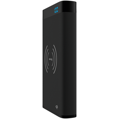 Snug Qi Wireless Charging Power Bank - 10000 mAh