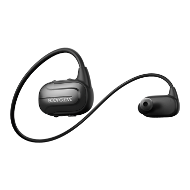 Body Glove Waterproof Wireless Earphones With Built in Music Player