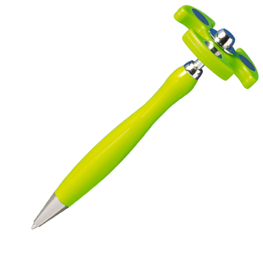 Ballpoint Pen With Spinner