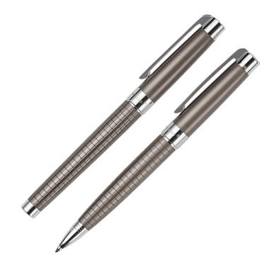Charles Dickens Metallic Pen Set